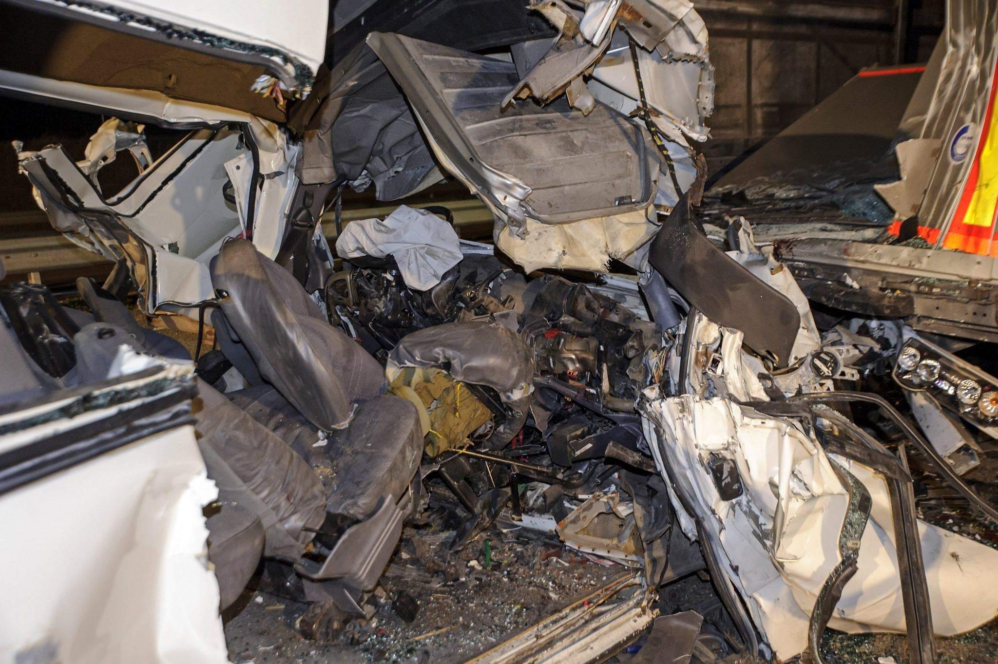 Смертельна аварія в Угорщині