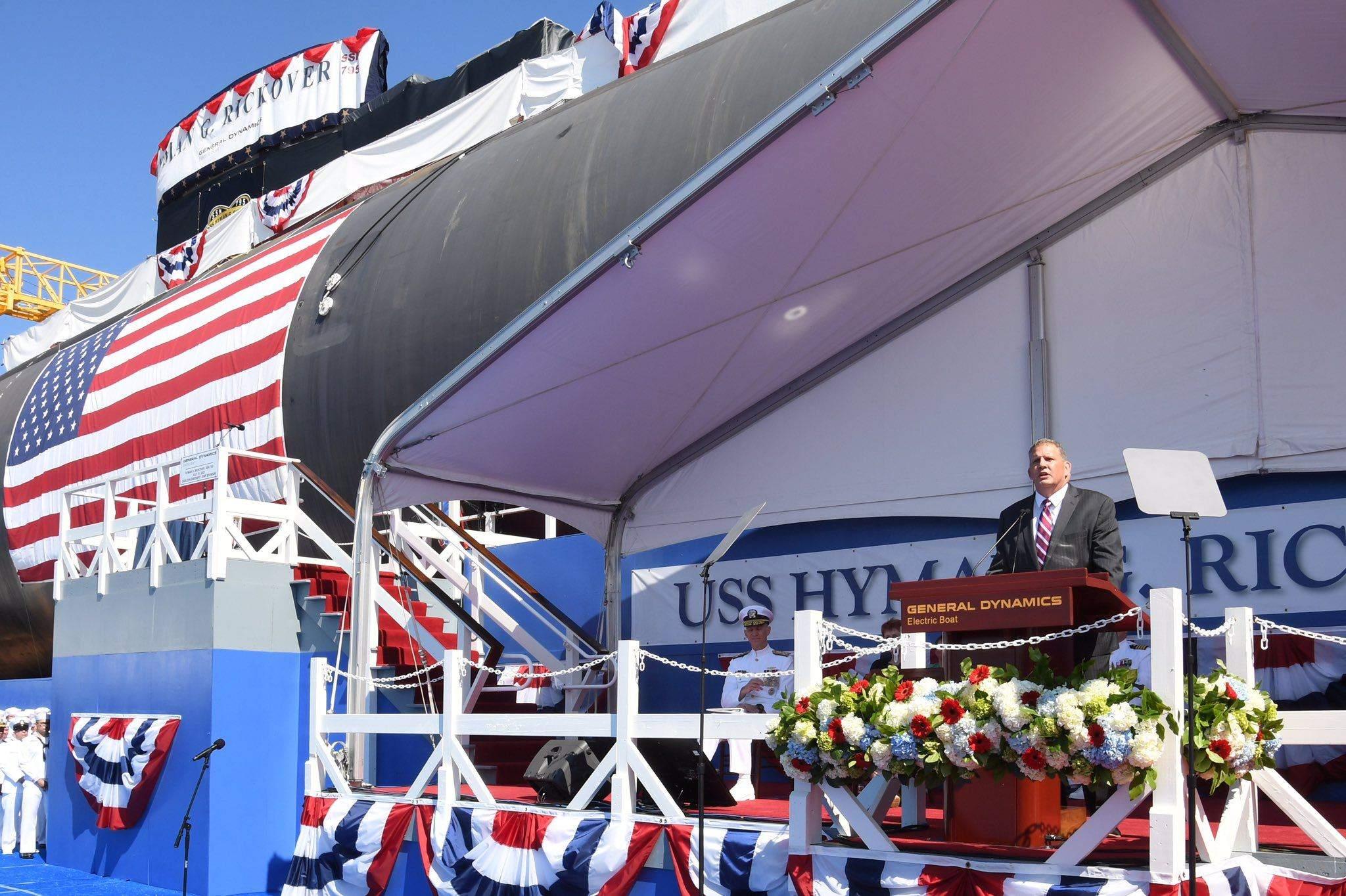 США флот