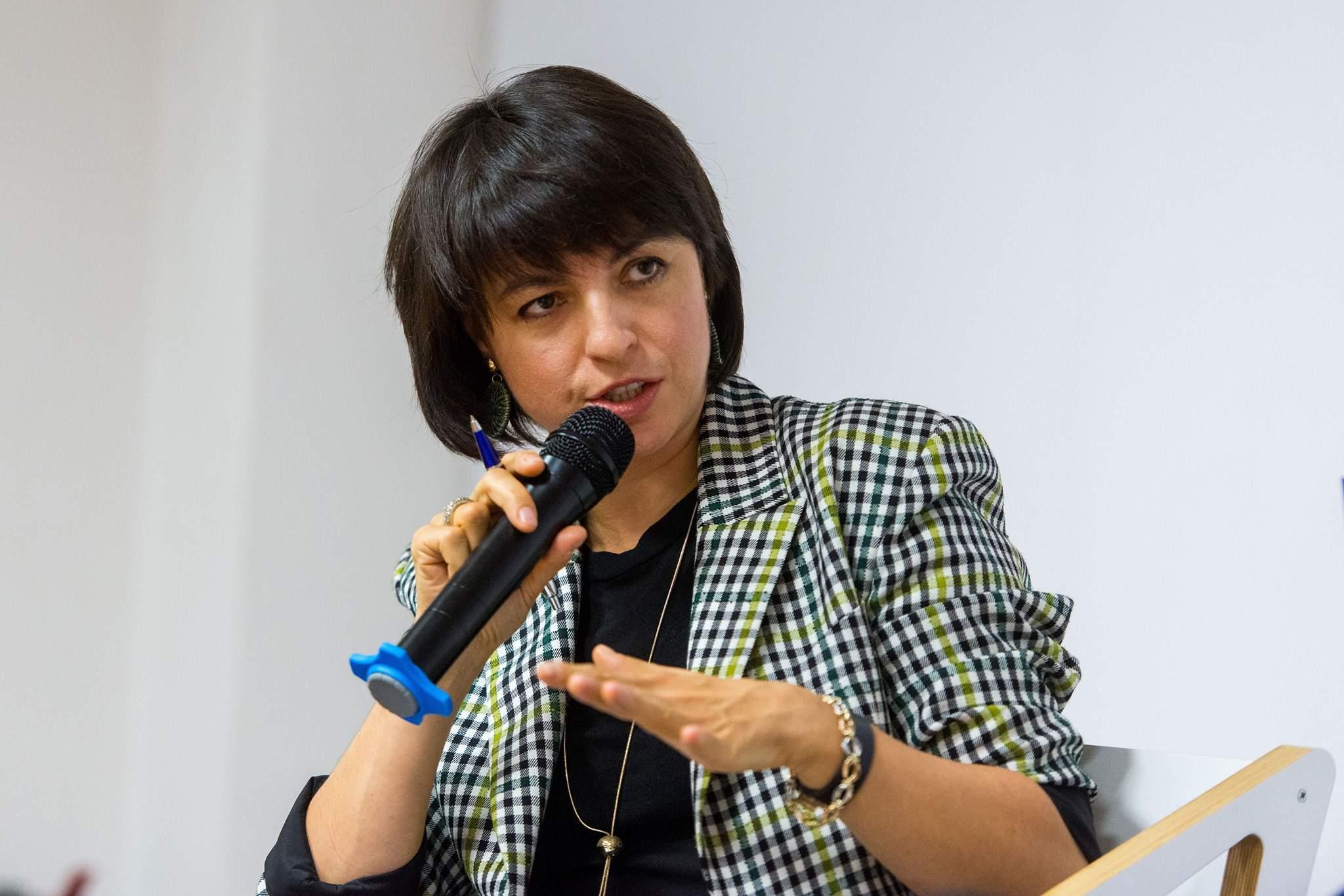 Виконавча дитректорка ЄБА Анна Дерев'янко