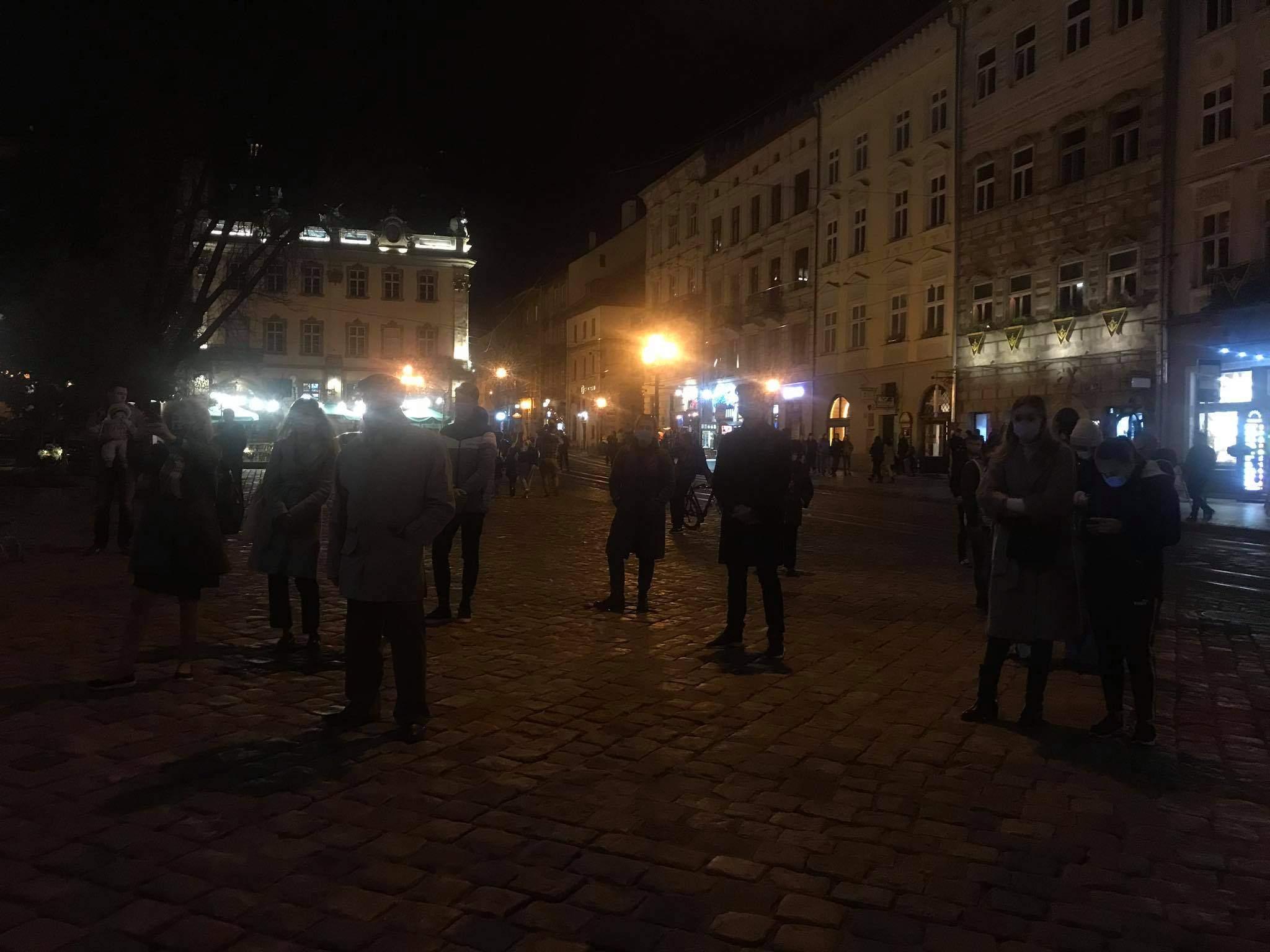 Читання Стуса у Львові