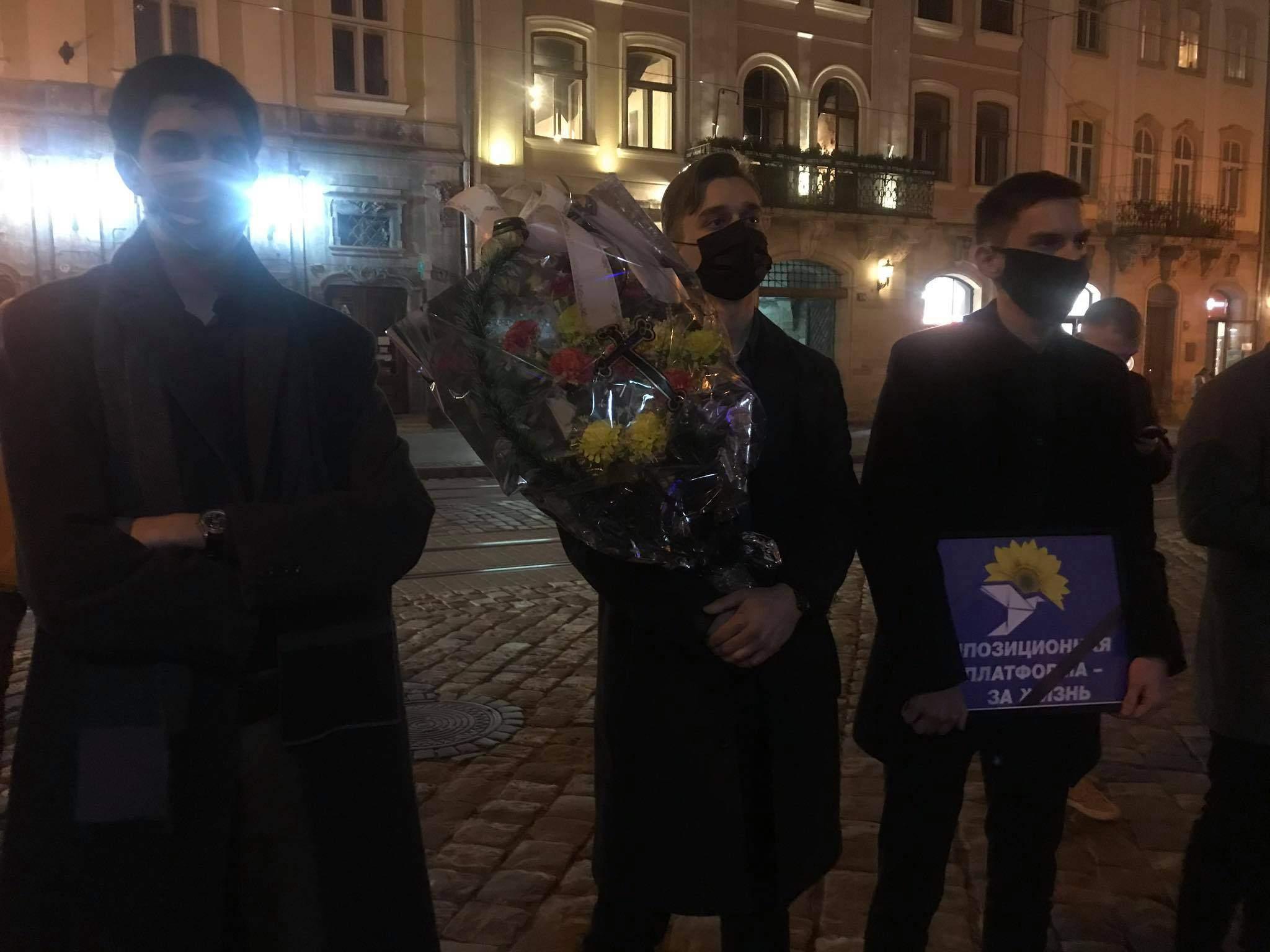 Публічні читання про Стуса у Львові