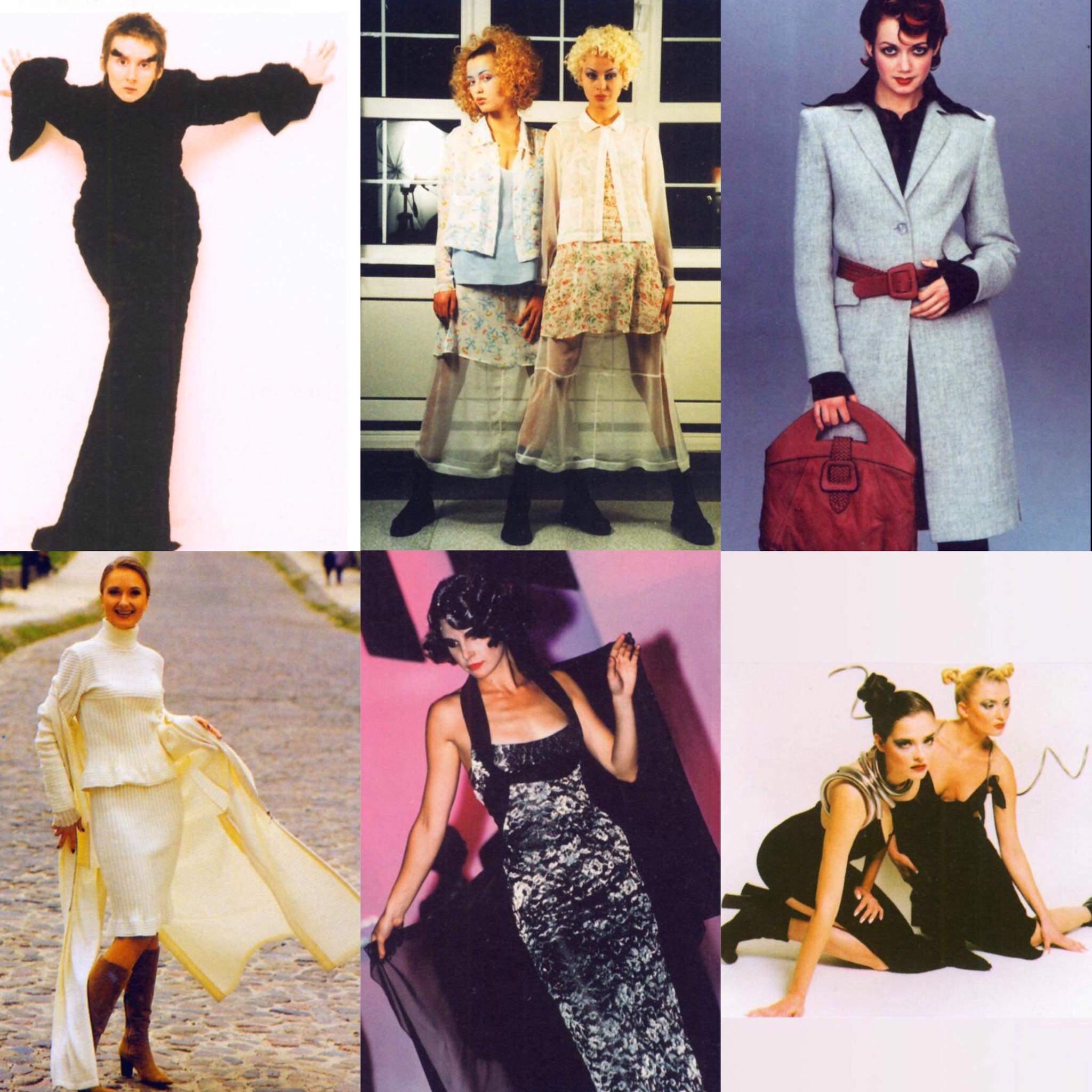 Одежда украинских дизайнеров в 1997 году