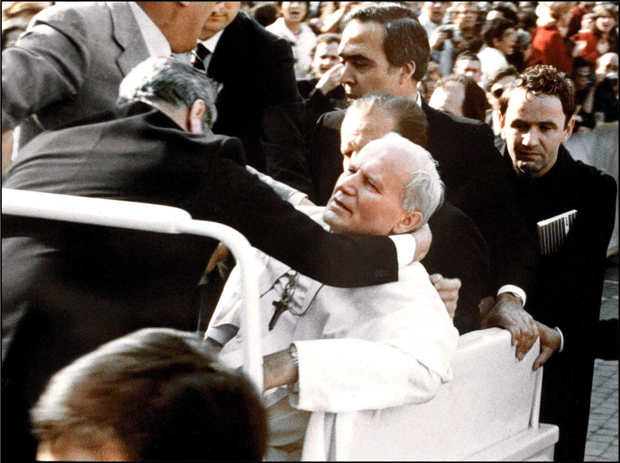 замах на Папу Римського