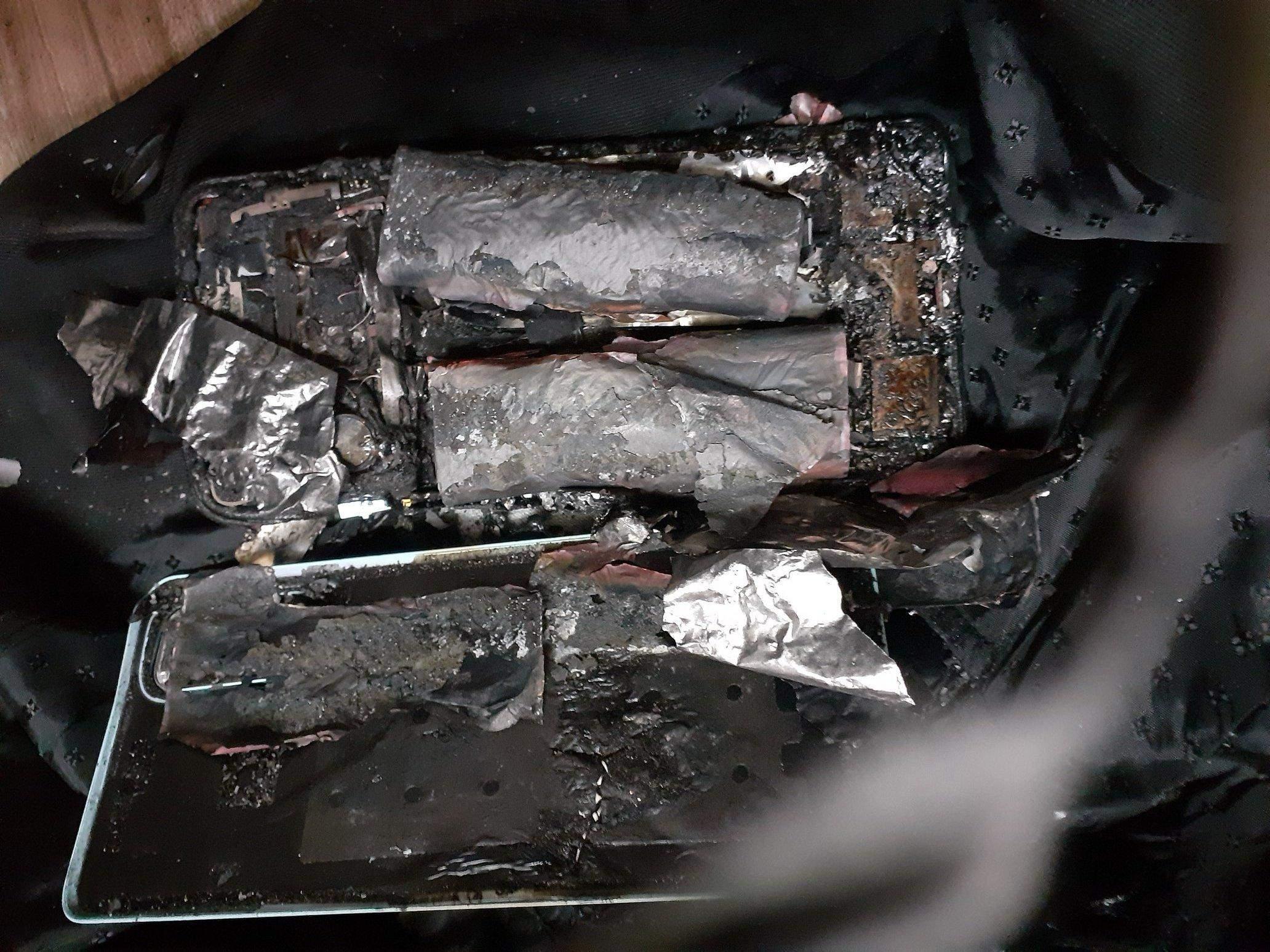 OnePlus Nord 2 вибухнув у користувача