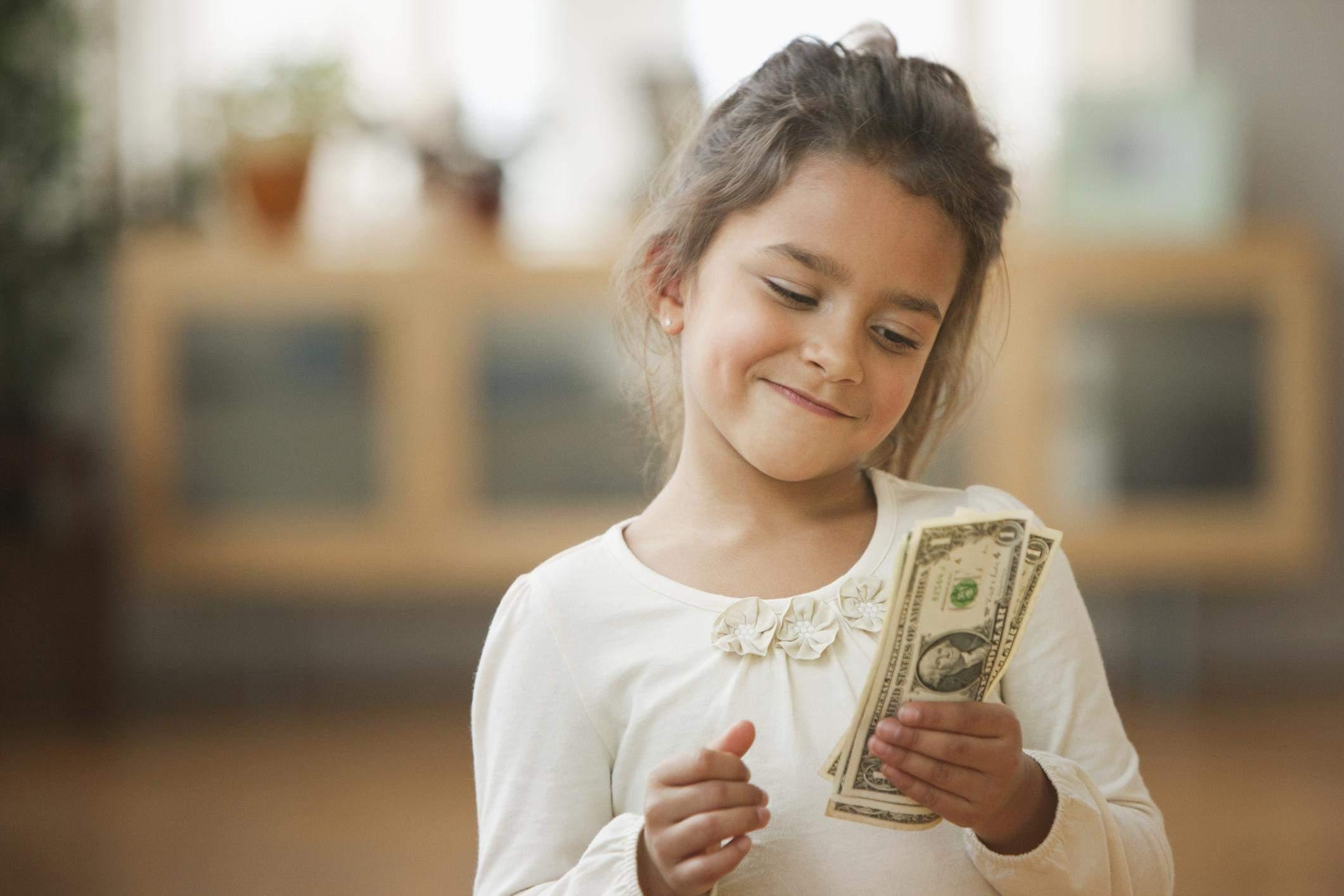 Гроші, діти, заробляти