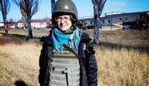 Російська журналістка про зону АТО: Хунту я так і не знайшла. Хоча дуже шукала