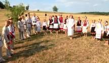 Древнейшие традиции празднования Ивана Купалы воссоздали в Пирогове