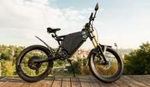Творці надпотужного електровелосипеду поділилися секретами розробки