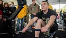 Нескорені спортсмени-ветерани: у Києві розпочався фінальний відбір на міжнародні Invictus Games