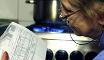 Почему украинцам, которые регулярно платят за газ, приходят счета с долгами