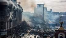 Годовщина первых смертей на Майдане: как в Украине почтили память героев Небесной Сотни