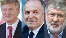 """Різні олігархи хочуть різних президентів: політичні """"договорняки"""" перед виборами-2019"""