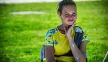 У спорті з трьох років, а з чотирьох бігаю кроси, – чемпіонка Європи лучниця Жанна Наумова