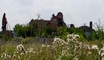 Піски через 5 років після звільнення: як бойовики знищили елітне селище на околиці Донецька