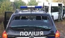 Стрельба в полицейских в Киевской области: появилось видео ликвидации иностранца и детали
