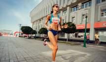 """Коли важко, то біжу і думаю: """"Йду в декрет, вже одружуюся, досить бігати"""", – Софія Яремчук"""