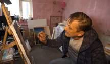 У перервах між перестрілками створював картини: як ветеран реабілітовується від жахів війни