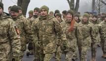 Тисячі військових пройшлись центром Тернополя: вражаючі фото та відео