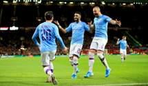 """Манчестер Сити"" без Зинченко неожиданно потерял очки в матче АПЛ: видео"