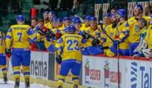 Збірна України перед стартом олімпійської кваліфікації втратила п'ятьох хокеїстів
