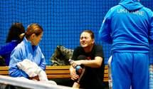 Україна ризикує втратити другу тенісистку на Кубку Федерації