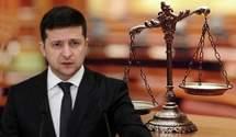 Крест на судебной реформе Зеленского: возмутительные решения и назначения