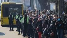 Общественные места: разъяснение Кабмина, где нужно носить маску