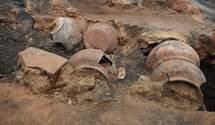 В центре Черкасс наткнулись на уникальные археологические находки: фото, видео