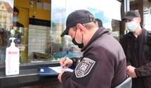 COVID-19 во Львове: местные заведения проверяют на соблюдение карантина – видео