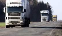 На какую сумму в Украине оштрафовали водителей за нарушение габаритно-весовых норм на дорогах