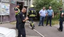 У Києві у багатоповерхівці стався витік газу, людей евакуювали: фото