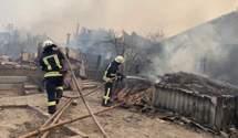 Знищено 5 гектарів землі та десятки будинків: які наслідки пожежі на Луганщині