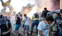 Протесты в Сербии: власти передумали вводить комендантский час, но придумали другие ограничения