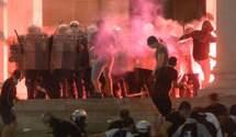В Сербии не утихают протесты: акции переросли в массовые столкновения с полицией