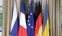 Україна не піддається на умови: чому затягується нормандська зустріч