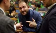 """Старі схеми нових облич: як і за скільки """"слуга народу"""" Юрченко законопроєкти продає"""