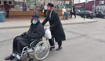 Празднование еврейского Нового года в Умани: какое настроение у паломников – фото, видео