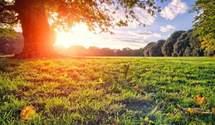 Прогноз погоди на 23 вересня: бабине літо триває, в Україні сонячно й тепло