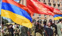 Вірменія заявила про підготовку до довготривалої війни з Азербайджаном