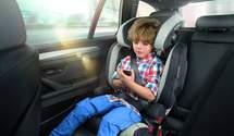 Подорож на автомобілі з дитиною: корисні поради батькам