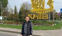 Пропагандист Корчевников снова приехал в Украину: посетил Киев и полетал на вертолете – фото