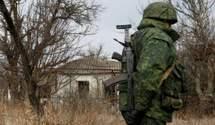 Боевики снова нарушили режим тишины: украинские воины открыли огонь