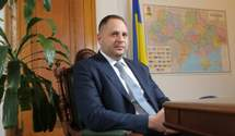 Ермак анонсировал возможные изменения в Офисе Президента