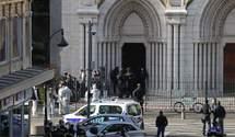 Мужчина ножом порезал насмерть людей в церкви в Ницце: первое фото и детали о террористе