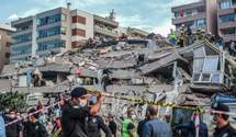 Землетрясения в Турции и Греции: НАТО и ЕС готовы помочь на фоне обострения отношений