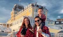 Як стильно одягнутися усій сім'ї: яскравий приклад від Коко Роші
