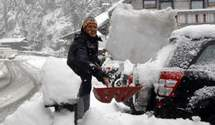 В 5 областях дороги замело снегом: где есть опасность для водителей
