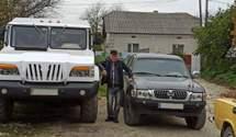 У Тернополі чоловік власноруч сконструював український позашляховик: фото