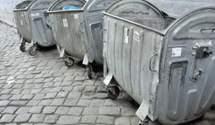 У Харкові у контейнері зі сміттям знайшли труп безхатька