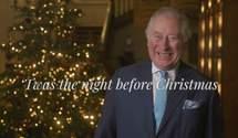Том Харди, принц Чарльз и Камилла записали трогательное рождественское поздравление – видео
